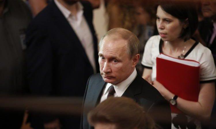 Ραγδαίες εξελίξεις: Κάλεσμα Πούτιν από τα Ιεροσόλυμα για «παγκόσμια ειρήνη» (ΒΙΝΤΕΟ)