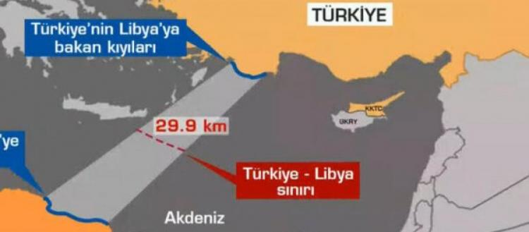 Τουρκία: «Συζητούσαμε και με τον Μόρσι τον καθορισμό της ΑΟΖ» – Το σχέδιο «κατάληψης» της Αν.Μεσογείου από την Άγκυρα