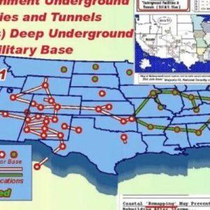 Ο υπόγειος πόλεμος, που συμβαίνει τώρα … Βαθιές υπόγειες στρατιωτικές βάσεις