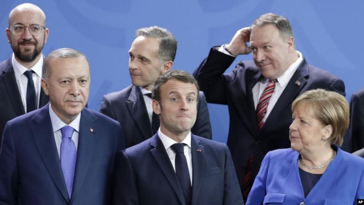 ΕΚΤΑΚΤΟ :Στην επόμενη «γερμανική» σύσκεψη για την Λιβύη ΔΕΝ θα συμμετάσχει ο Μακρόν .Ό,τι δεν κάνετε , θα το κάνουμε εμείς .