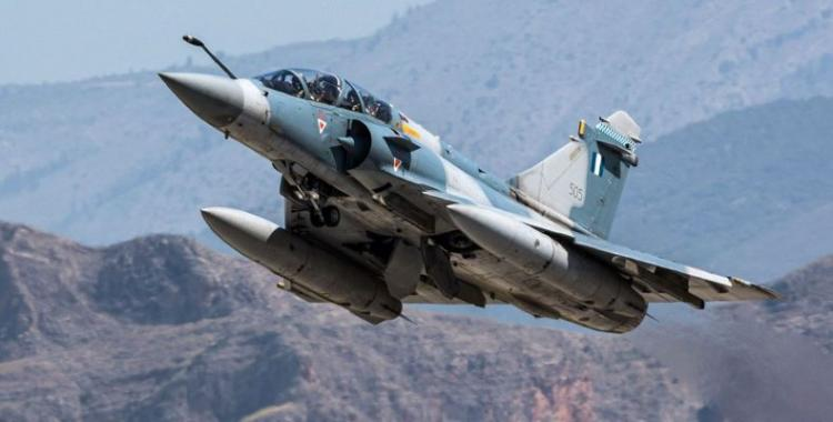 Ελλάς – Γαλλία Συμμαχία… με αριθμούς: Ένα δισ. ευρώ για δύο Mοίρες α/φ Mirage 2000-5Mk.2