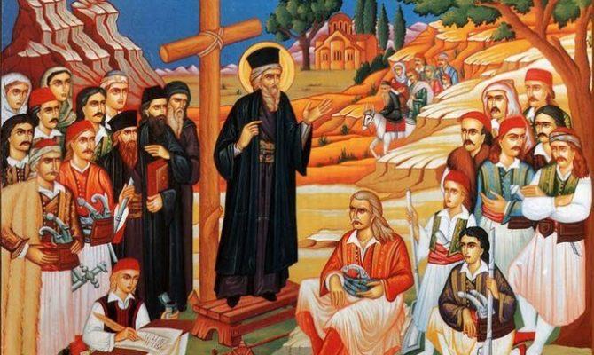 Ήρθαν οι «κοκκινογέλεκοι» στην Ελλάδα. Άλλη μια προφητεία του Πατροκοσμά επαληθεύεται