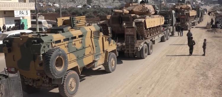 Σε απελπισία η Άγκυρα: Έστειλε 1.000 άρματα μάχης και ΤΟΜΠ στην Ιντλίμπ! – «Καμία ειρήνη με τον Άσσαντ»