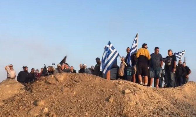 Ξεσηκώνονται και οι Σαμιώτες : Δεν μπορείς να διώξεις τους Έλληνες από το νησί και να βάλεις αλλόθρησκους