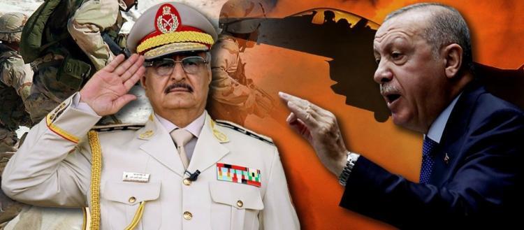 Χ.Χαφτάρ σε Ρ.Τ.Ερντογάν: «Η Λιβύη θα γίνει ο τάφος των μισθοφόρων σου – Πλησιάζει η απελευθέρωση της Τρίπολης»