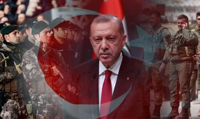 Από τη Συρία στη Λιβύη οι μισθοφόροι του Ερντογάν με στόχο την… Ευρώπη