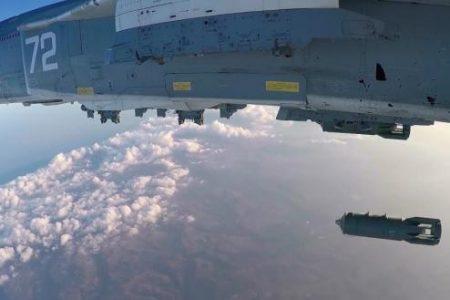 Ρωσικά μαχητικά Su-24M βομβάρδισαν τουρκική συστοιχία πυροβόλων στην Συρία: 2 Τούρκοι νεκροί και 5 τραυματίες (upd)