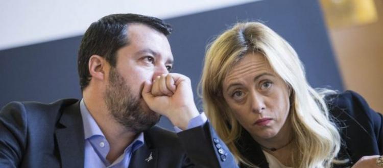 Δεξιά οργή στην Ιταλία: «Η Γερμανία πλούτισε στους ώμους μας – Μέχρι και η Βενεζουέλα μας βοήθησε»