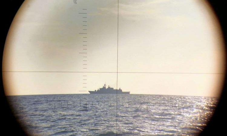 11 υποβρύχια βγάζει η Τουρκία σ΄όλο το Αιγαίο αλλά ακόμη και στο Ιόνιο το δεύτερο 10ήμερο του Μαρτίου.