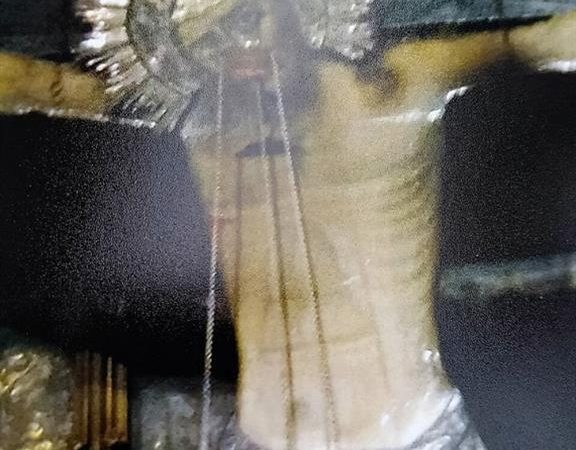 Οι ΟΦΘΑΛΜΟΙ του ΚΥΡΙΟΥ άνοιξαν στο αποκορύφωμα της ΜΕΓΑΛΗΣ ΣΑΡΑΚΟΣΤΗΣ πριν τρία χρόνια για να μας πουν «πονάω για εσάς παιδιά μου»