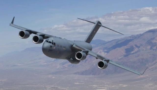 Περίεργη πτήση από τις ΗΠΑ προς τη Βεγγάζη της Λιβύης.