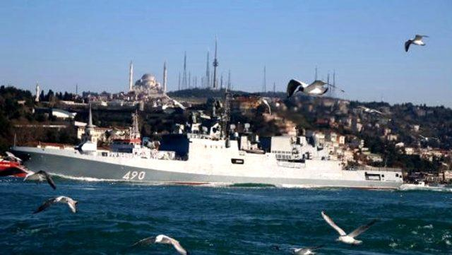 Ρωσικά πολεμικά πλοία το ένα μετά το άλλο διέσχισαν τον Βόσπορο (βίντεο)./CNN: Τρία αμερικανικά αεροπλανοφόρα μολύνθηκαν με κορωνοϊό.