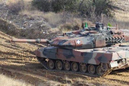 Αντιπυραυλικά συστήματα προστασίας για τα άρματα μάχης του Ελληνικού Στρατού