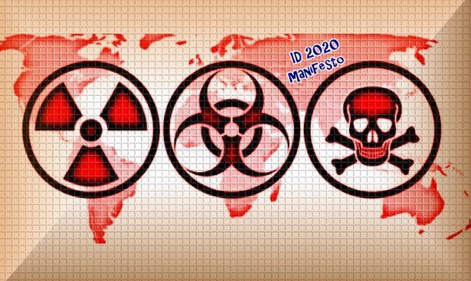 Ιδού το διεθνές μανιφέστο για το σφράγισμα όλων των ανθρώπων