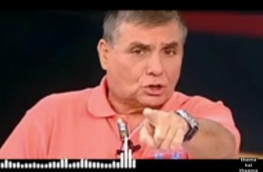 """Συγκλονιστικός ο Γιώργος Τράγκας: """"Θέλω να ξέρετε όλοι σας, ότι υπάρχει θεραπεία για τον κορονοϊό"""""""