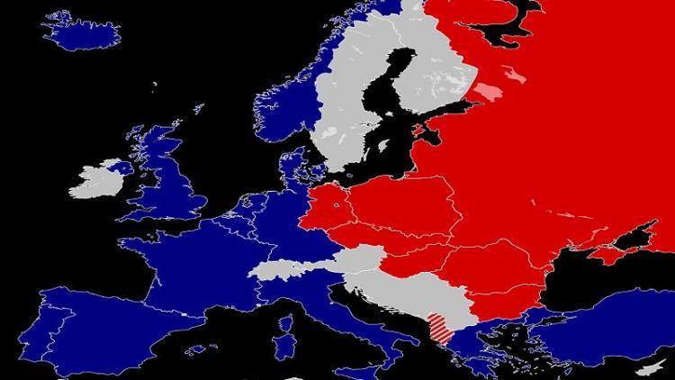 Δημήτρης Αλεξόπουλος : Επίθεση στο ΝΑΤΟ και τη ΔΥΣΗ ; γιατί το πρώην ανατολικό μπλοκ δεν αρρωσταίνει βαριά;