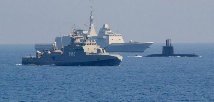 """Η ώρα της αναμέτρησης: Αιγυπτιακά υποβρύχια σε θέσεις """"μάχης"""" – Με απόφαση Σίσι """"μπλοκάρονται"""" τα σχέδια της Τουρκίας στη Λιβύη"""