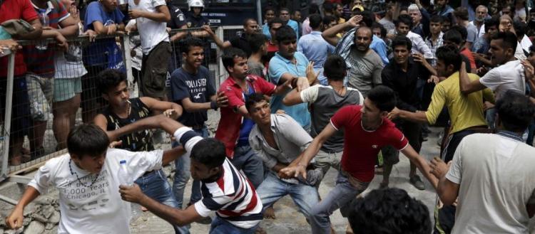 Χίος: Παράνομοι μετανάστες προκάλεσαν σε Έλληνες ζημιές 422.000€ – Με αυτούς θα ασχοληθεί ο εισαγγελέας;