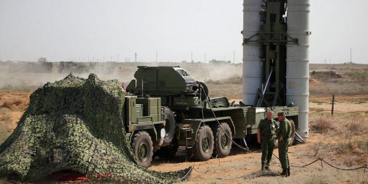 S-500: «Σαρώνει» στις δοκιμές το ρωσικό υπερόπλο (vid).