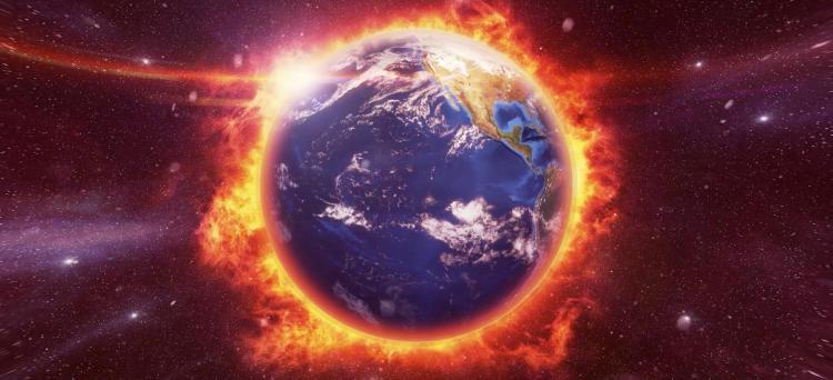 Παρακολουθώντας τον φλεγόμενο Κόσμο! – Πρέπει να δείτε το βίντεο!