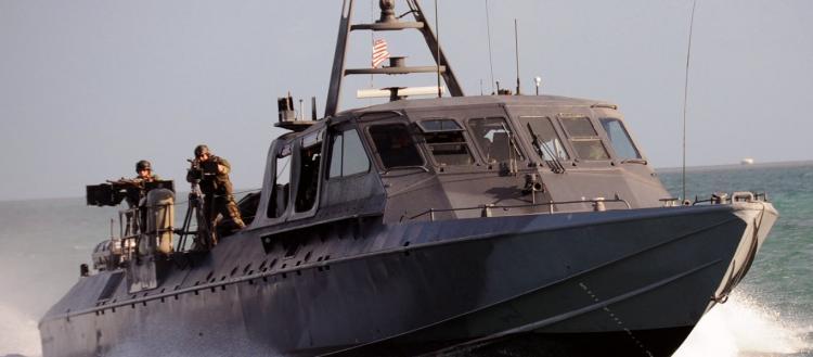 Ήρθαν τα αμερικανικά ταχύπλοα Mark V από τα αμερικανικά αποθέματα για την ΔΥΚ (βίντεο)