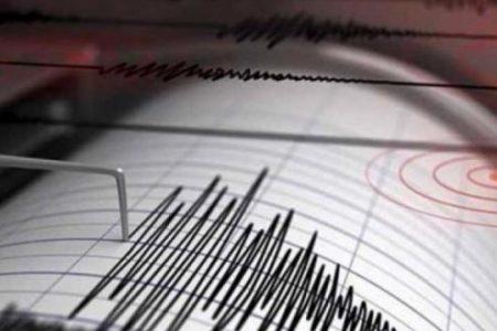 Σεισμός 4,4 Ρίχτερ κοντά στην Κυλλήνη