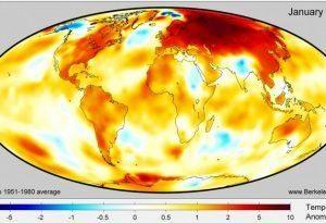 """25 βαθμούς υψηλότερη η θερμοκρασία στη Σιβηρία: """"60 τοις εκατό πιθανότητα το"""