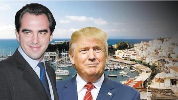 Η «συμφωνία της Καστέλλας» για το μέλλον του ελληνισμού! Μια υπερ-απόρρητη συνάντηση