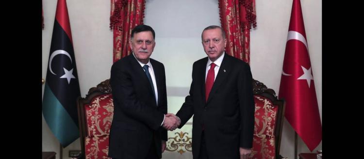 Με θρασύτατη δήλωση η τουρκόφιλη Τρίπολη εγκαλεί την Αθήνα: «Δεν σας αφορά που αρπάζουμε ελληνική υφαλοκρηπίδα»