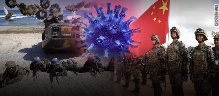 Ο κορωνοϊός θα οδηγήσει στον Γ΄ΠΠ; – Κίνα: «Προετοιμαζόμαστε για την περίπτωση ένοπλης σύγκρουσης με τις ΗΠΑ»