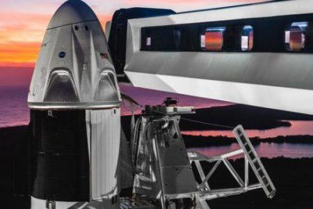Όλα έτοιμα για την ιστορική εκτόξευση του Crew Dragon Demo-2 της Space X (Δείτε ζωντανά)