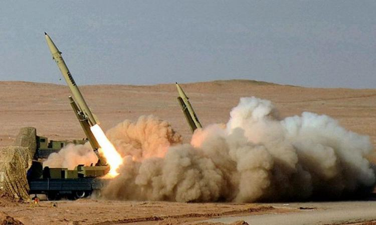 Το Ιράν μετέφερε βαλλιστικούς πυραύλους στα σύνορα Συρίας-Ισραήλ.
