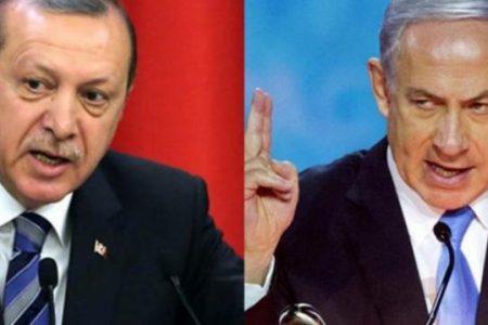 """""""Έκοψαν"""" την """"όρεξη"""" των Τούρκων οι Ισραηλινοί: """"Στον άξονα του κακού η Άγκυρα-Στρέφεται κατά της Ελλάδας & του Χριστιανισμού"""""""