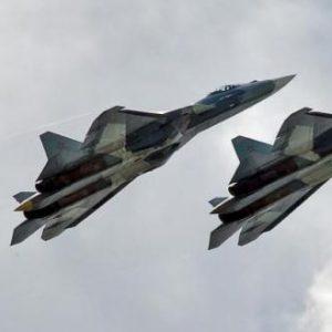 «Αερομαχία» πάνω από τη Μεσόγειο: Ρωσικά Su-35 αναχαίτιζαν αμερικανικό P-8A για μια ώρα! (βίντεο, φωτό)