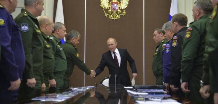 """""""Κλειδώνει"""" την Μεσόγειο η Μόσχα: """"O Πούτιν σχεδιάζει την δημιουργία βάσεων σε Αίγυπτο-Λιβύη"""""""