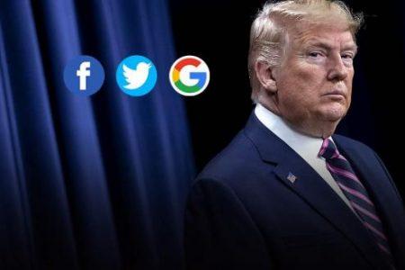 Προειδοποιεί τα μονοπώλια των social media ο πρόεδρος των ΗΠΑ Ν.Τραμπ: «Ή θα συμμορφωθείτε με το νόμο ή θα σας κλείσω»!