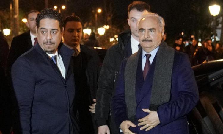 O Xαφτάρ ακυρώνει την συμφωνία Άγκυρας-Τρίπολης: Ζήτησε εσπευσμένα Εθνικό Συμβούλιο για την δημιουργία κυβέρνησης προσωπικοτήτων.