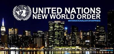 Ο ΟΗΕ λανσάρει τη Νέα Παγκόσμια Τάξη.