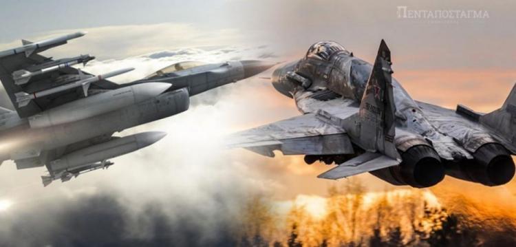 """ΕΚΤΑΚΤΟ – """"Κόλαση πυρός"""" στη Λιβύη: Ρωσικά MiG-29 εξαφάνισαν τουρκική στρατιωτική φάλαγγα – Την κατέστρεψαν ολοσχερώς"""