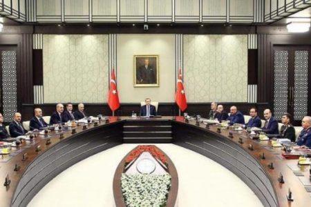 Ο.Υ.Α. EKTAKTO: Χάσαμε το Καστελόριζο; Το Τουρκικό Συμβούλιο Ασφαλείας το επικύρωσε ως προεξοχή της ηπειρωτικής χώρας. Ήδη το απέκλεισε !!