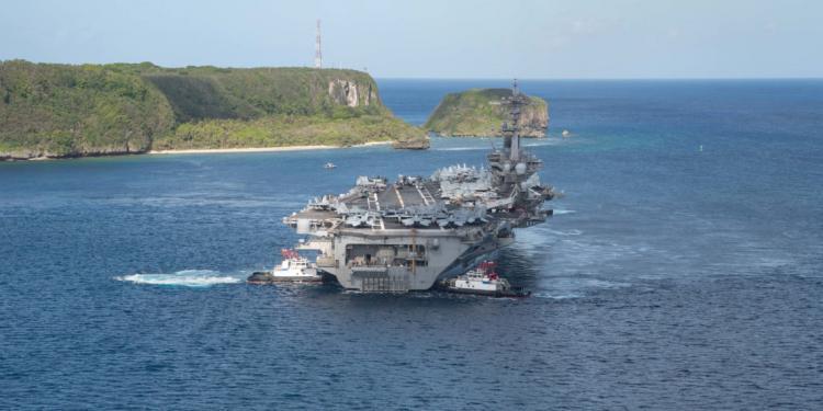 Επιστρέφουν τα αμερικανικά αεροπλανοφόρα στον Ειρηνικό Ωκεανό – Οι κινήσεις της Κίνας που ανησυχούν τη Δύση.