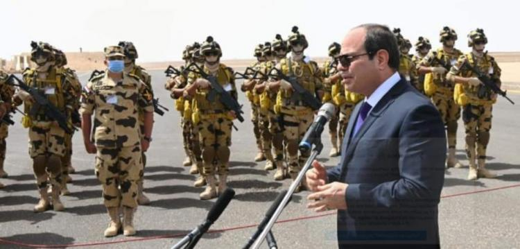 Ο ΣΙΣΙ ΚΥΡΗΞΕ ΠΟΛΕΜΟ ΣΤΗΝ ΤΟΥΡΚΙΑ : Απελευθέρωση όλης της Λιβύης υπόσχεται ο Σίσι.