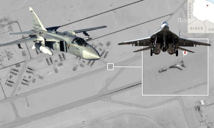 """Σφοδρή επίθεση Άγκυρας σε Μόσχα: """"Η Ρωσία θέλει μόνιμη παρουσία στην Λιβύη""""."""