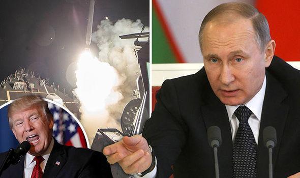 Πούτιν προς Τραμπ: casus belli η παρεμπόδιση των πλοίων.. 50 ρώσικα και 140 ιρανικά πλοία με τρόφιμα,όπλα θα σπάσουν το νόμο Καίραρ πολιορκίας στη Συρία.
