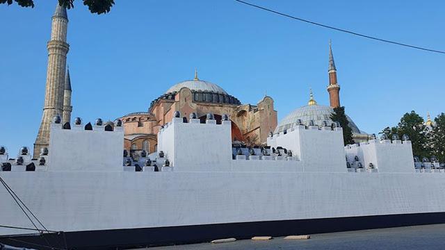 Γιατί μετέτρεψε την Αγιά Σοφιά σε τζαμί ο Ερντογάν- Επιβεβαίωση 6 ημέρες μετα από… τον ίδιο
