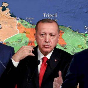 """Αρχηγός Γαλλικών ΕΔ: """"Βρισκόμαστε σε σύγκρουση με τους Τούρκους"""" – Ο Μακρόν στέλνει Rafale & κορβέτες στο Σίσι!"""