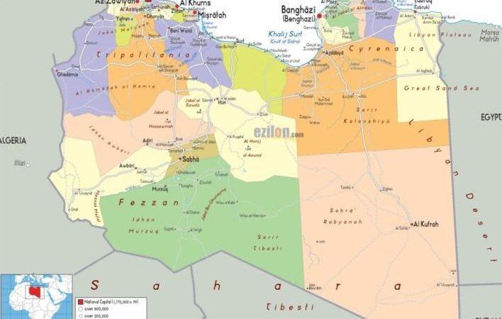 Λιβύη: Η Ρωσία διερευνά τον τρίτο δρόμο και έρχεται σε επαφή με τον Seif-al-Islam Gaddafi, το γιο του Καντάφι…
