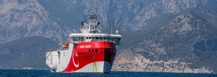 Τελευταία εξέλιξη -Το Oruç Reis απέπλευσε από το λιμάνι της Αττάλειας. Οι σπαστικές κινήσεις του δείχνουν ότι θα έχουμε και ένα «σπαστικό διάλογο»;