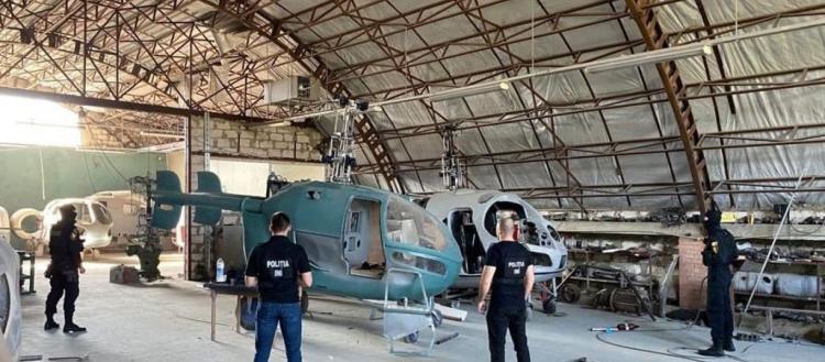 Η ελληνική τραγωδία: Ολόκληρο… παράνομο (!) εργοστάσιο ελικοπτέρων στην Μολδαβία – Στην Ελλάδα ούτε… παιδικό drone!
