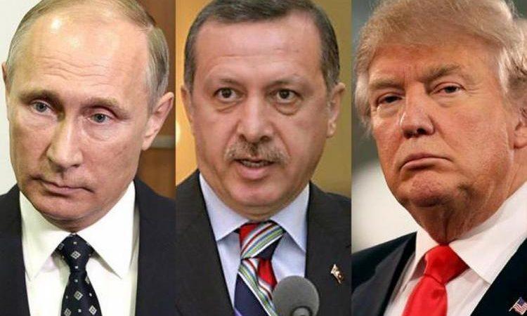 """Ο """"υποχθόνιος Ερντογάν"""" ,ο """"τρελός"""" συμμαχος Τραμπ,ο """"Χριστιανός"""" Πούτιν που γοητεύει τον Χρ.Γιανναρά και η """"παγιδευμένη"""" Ευρώπη της Ελλάδας…"""